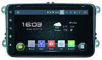 Штатная магнитола для Skoda Superb, Octavia, Fabia, Spaceback, Rapid, Yeti, Roomster Incar AHR-8683 Android 4.