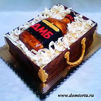 "Торт ""ДМБ"" для дембеля"