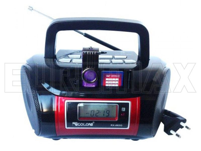 Радиоприемник Golon RX-662