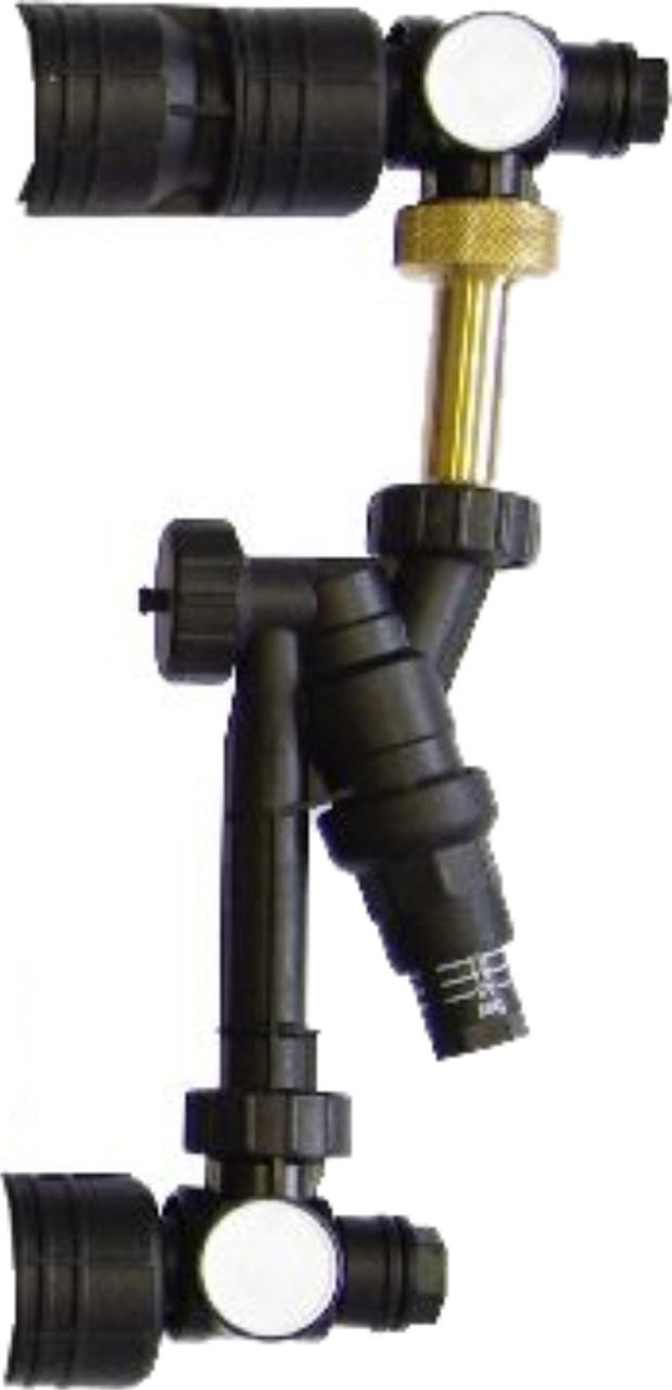 Байпас с перепускным клапаном 0,1-0,5 бар и клапаном для слива Afriso ProCalida EF1