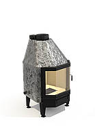 Каминная топка с водным контуром Arysto 15 WW (330/220х450) призма