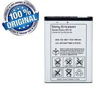Аккумулятор батарея BST-36 для Sony Ericsson K320i K310i K510i W200i Z550i Z310i оригинал