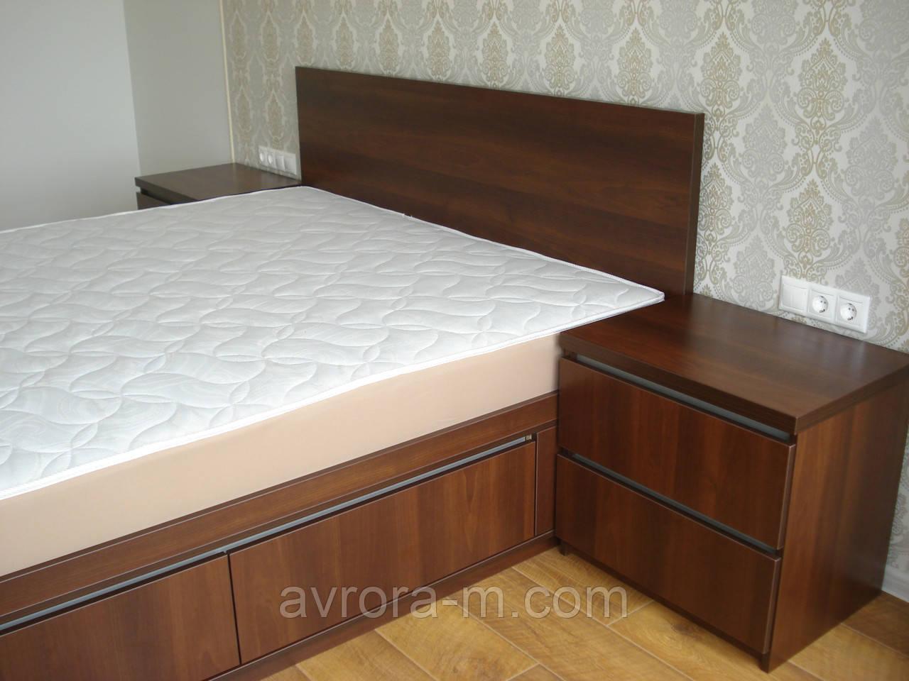 Мебель в спальную комнату под заказ