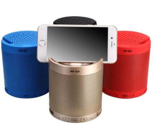 Портативная bluetooth колонка MP3 плеер HF-Q3