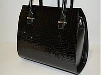 Женская сумка черная, копия Бренда