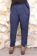 Брюки женские большого размера Джинс, джинсовые брюки большого размер