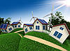«Укргазбанк» начал выдавать льготные кредиты на строительство частных солнечных электростанций!