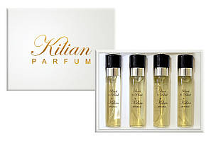 Набор мини-парфюмов унисекс Kilian Back To Black (Килиан Бэк ту Блэк) 4*20 мл