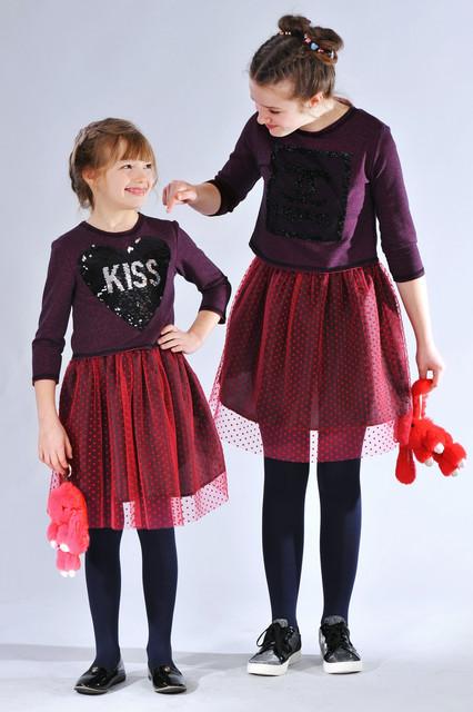 Подростковые платья для девочек.