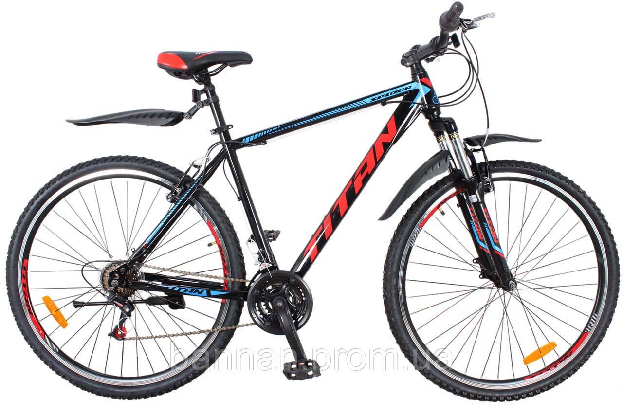 """Велосипед горный Titan Spider 29"""""""