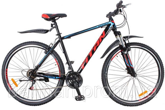 """Велосипед горный Titan Spider 29"""", фото 2"""