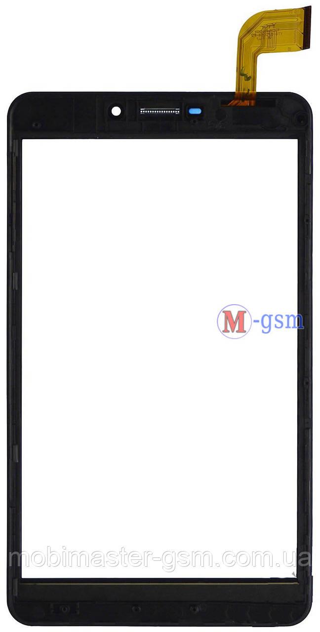 Тачскрин (сенсорный экран) p/n: YTG-G70058-F2 V1.0 черный