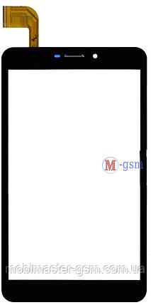 Тачскрин (сенсорный экран) p/n: YTG-G70058-F2 V1.0 черный, фото 2