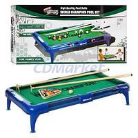 Let's Sport Акция! Детская настольная игра бильярд Let's Sport 96228. Тотальная распродажа! Количество товара ограничено! (до 22.07.2017)