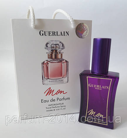 Мини парфюм Guerlain Mon Guerlain в подарочной упаковке 50 ml, фото 2