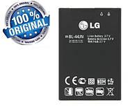 Аккумулятор батарея 44JN для LG Optimus Link P690 P698 / Black P970 / L5 E612 E615 / L3 E400 / Sol E730 / 290