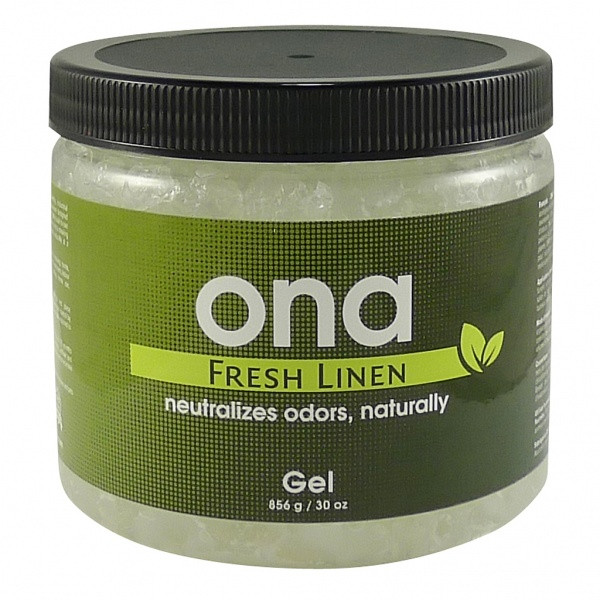 ONA Gel Fresh Linen 865g