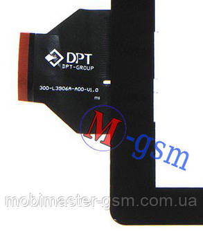 "Тачскрин (сенсорный экран) 10,1"" Pipo M3 (p/n:300-L3906A-A00) черный, фото 2"