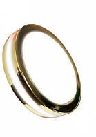 Светильник встраиваемый Ring 5w 4000k золото