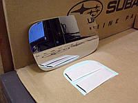 Subaru Impreza 1998-2007 зеркало левое вкладыш стекляшка левого зеркала без подогрева Новая Оригинал