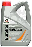 Напівсинтетичне моторне масло EUROLITE 10W40 4L