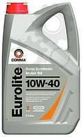 Напівсинтетичне моторне масло EUROLITE 10W40 5L