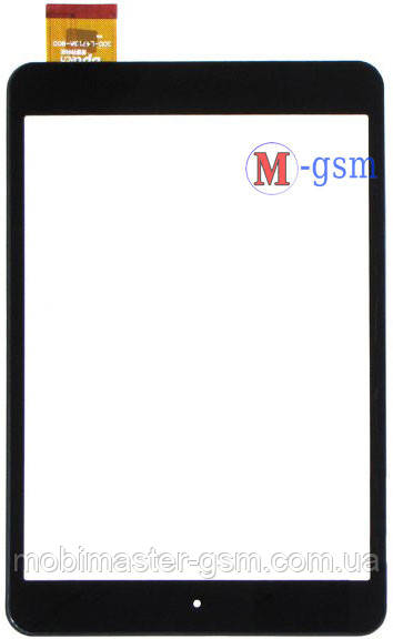 Тачскрин (сенсорный экран) Onda V818, V819 (p/n: 300-L4713A-B00) черный