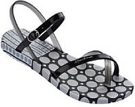 81709-21708 Сандалии женские Ipanema Fashion Sandal 3 BLACK/SILV