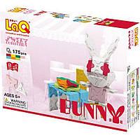 Конструктор LaQ Bunny - Кролик 175 деталей