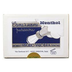 Крем - мыло для бритья Valobra с ментолом  150 г.