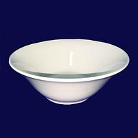 Салатник белый керамика 15 см 320 мл хорека SNT 13609