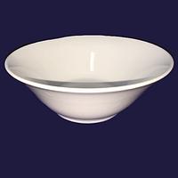 Салатник белый керамика 20 см 900 мл хорека SNT 13611