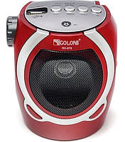 Golon RX-678 USB/SD MP3 FM Фонарь, фото 1