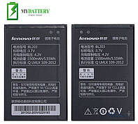 Оригинальный аккумулятор АКБ батарея Lenovo BL203 для Lenovo A66 A278T A308T A318T A365E A369 A385E