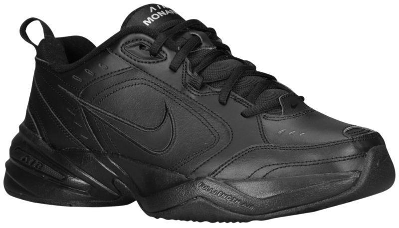 f1d4c9e916b7 Кроссовки Кеды (Оригинал) Nike Air Monarch IV Black Black — в ...