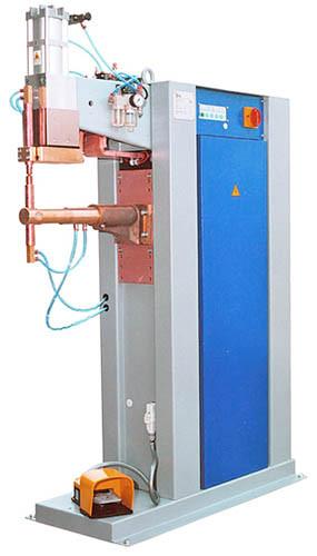 Инверторная машина точечной сварки с линейным прижимом PF 136 Inverter  - Сварочные технологии в Харькове