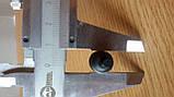 Клипса,пистон,пукля,андапка крепления шнурка поднимающего заднюю полку багажника ситроен(6мм),шкода, фото 3