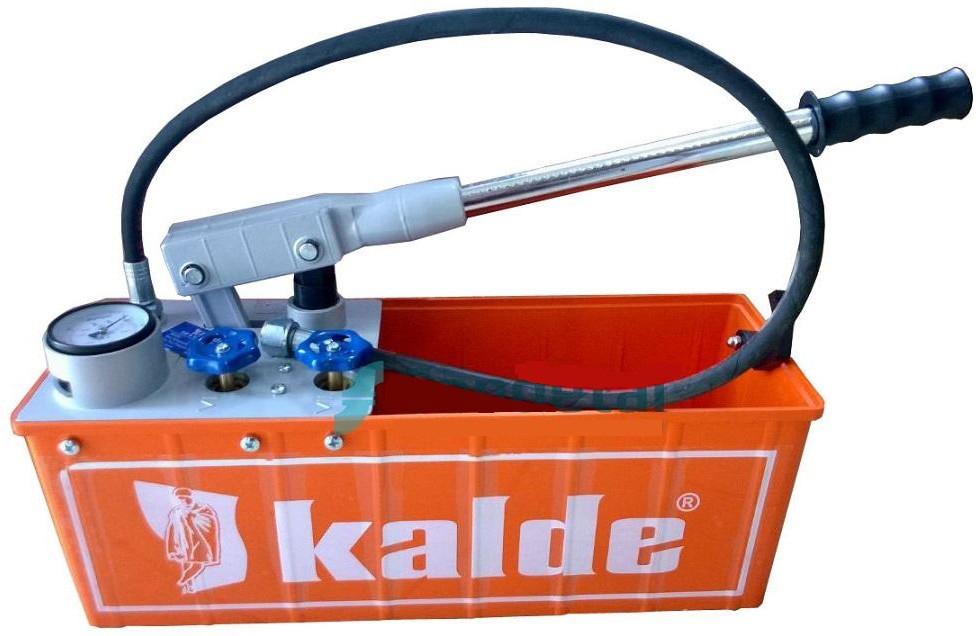 Насос для опрессовки системы KALDE VP-60 бар, 872psi