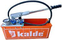Насос для опрессовки системы KALDE VP-60 бар, 872psi, фото 1