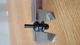 Клипса,пистон,пукля,андапка крепления шнурка поднимающего заднюю полку багажника ситроен(6мм),шкода, фото 4