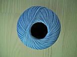 Пряжа Classy Cotton, хлопок 100% (50г/375м) (9125), фото 3