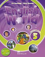 English World 5 Teacher's Book + eBook