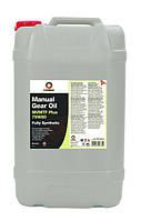 Трансмиссионное масло минеральное MVMTF PLUS 75W80 25L