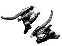 Моноблоки Shimano Tourney ST-EF40-8, 3х8