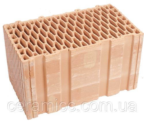 Керамический блок, HELUZ P15 44 шлифованный