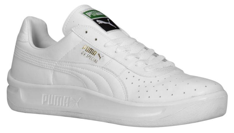 7359fa65f79f Кроссовки Кеды (Оригинал) PUMA GV Special White White — в Категории ...