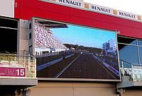 Светодиодный уличный видео экран PH8 outdoor SMD