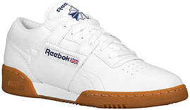 Кроссовки/Кеды (Оригинал) Reebok Workout Low White/Gum