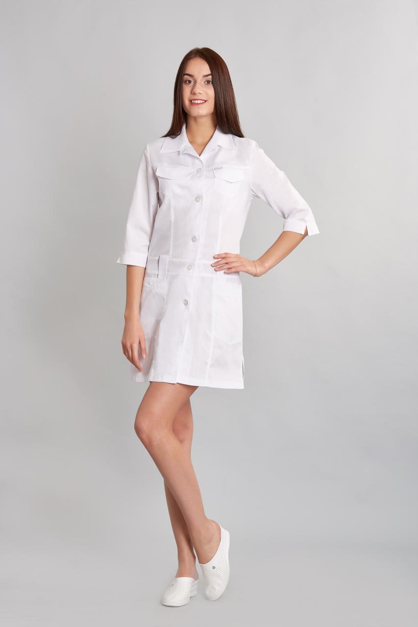 Женский медицинский халат Анфиса - Жіночий медичний халат Анфіса