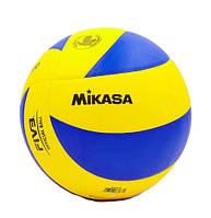 Волейбольный мяч Mikasa PU MVA 330 (клееный 3-слойный полиуретан)